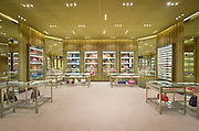 MiuMiu retail brand architectural imagery.<br /> Raf Sanchez, Photographer, Hong Kong, China, Advertising, Campaign, Branding, Photography, Agency. interior, architecture, architectural, retail, commercial