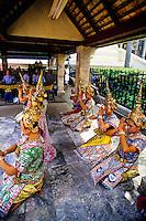 Thai Dancers, Bangkok, Thailand