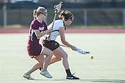Rowan Univeristy Women's Lacrosse vs Eastern Univeristy on Thursday April 14, 2011. (photo / Mat Boyle)