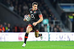 November 11, 2017 - London, United Kingdom - England's Alex Lozowski in action during Old Mutual Wealth Series between England against Argentina at Twickenham stadium , London on 11 Nov 2017  (Credit Image: © Kieran Galvin/NurPhoto via ZUMA Press)
