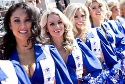 November 3, 2019, Austin, United States of America: Motorsports: FIA Formula One World Championship 2019, Grand Prix of United States, .Cheerleader  (Credit Image: © Hoch Zwei via ZUMA Wire)