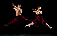 Pittsburgh Ballet Theater performs Mark Morris's Maelstrom at The August Wilson Center.