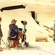 MLT/Malta/20150526 - Set bezoek Mega Mindy versus Rox , Filmset Mega Mindy