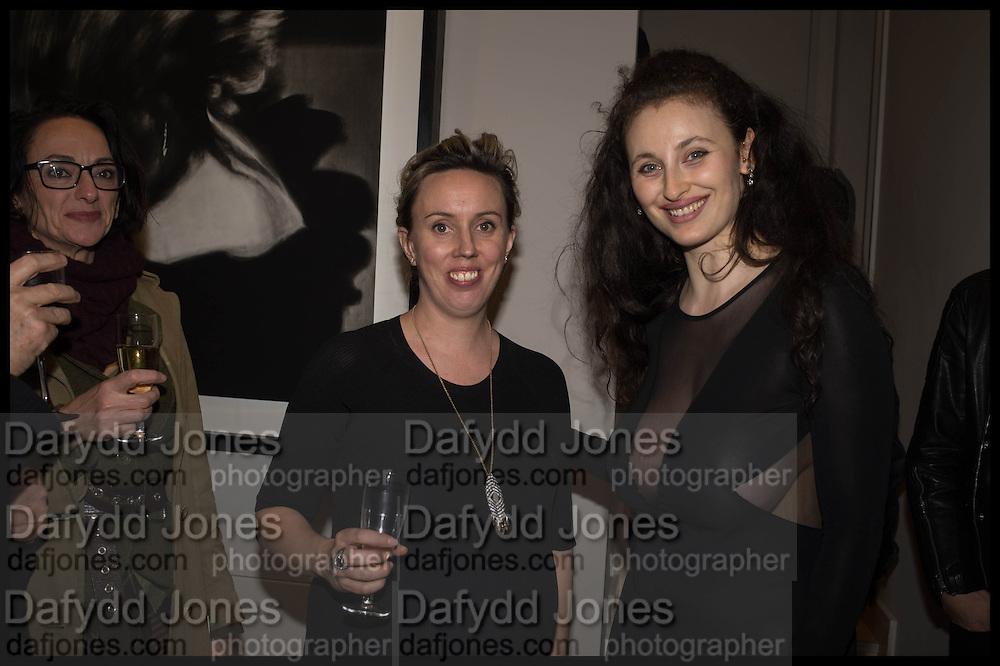 NINA FOWLER; ELEESA DADIANI;  , Nina Fowler works curated by James Birch, The launch of Dadiani Fine Art, 30 Cork St. London.  24 November 2014