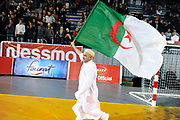 DESCRIZIONE : France Hand Coupe Afrique des Nations Homme Maroc Rabat<br /> GIOCATORE : Supporters Algerie<br /> SQUADRA : Algerie<br /> EVENTO : FRANCE Hand CAN<br /> GARA : Algerie Egypte<br /> DATA :19/01/2012<br /> CATEGORIA : Hand CAN<br /> SPORT : Handball<br /> AUTORE : JF Molliere <br /> Galleria : France Hand 2011-2012 Action<br /> Fotonotizia : CAN Hand RABAT Maroc<br /> Predefinita :