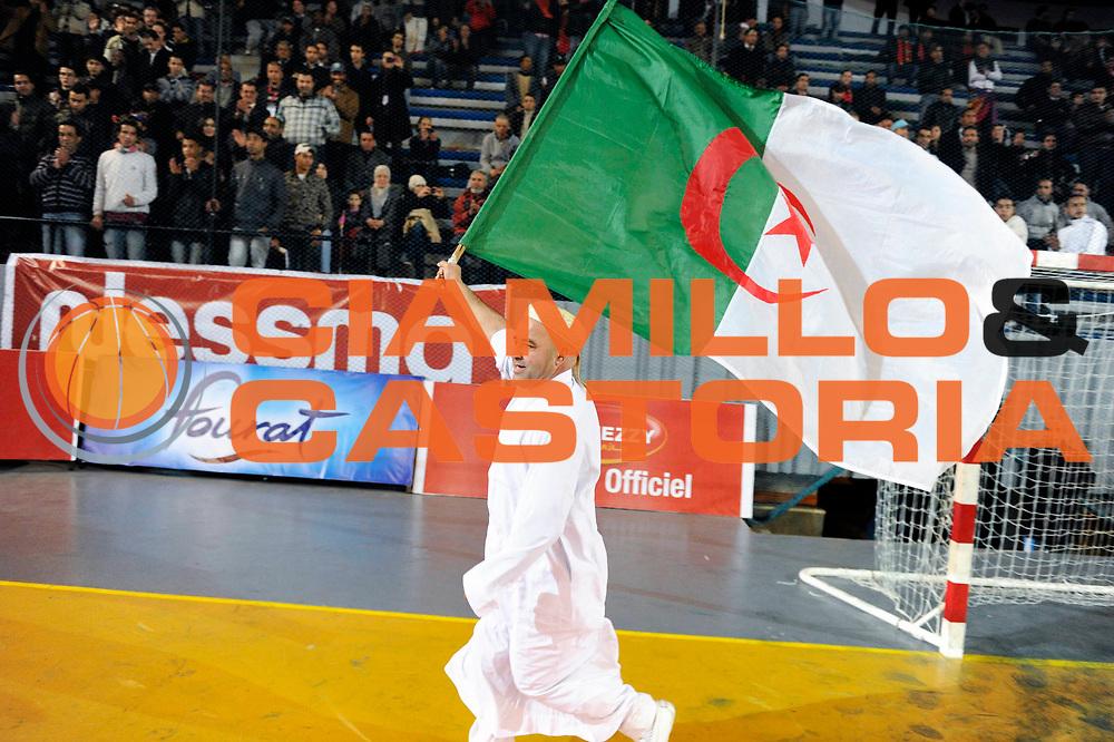DESCRIZIONE : France Hand Coupe Afrique des Nations Homme Maroc Rabat<br /> GIOCATORE : Supporters Algerie<br /> SQUADRA : Algerie<br /> EVENTO : FRANCE Hand CAN<br /> GARA : Algerie Egypte<br /> DATA :19/01/2012<br /> CATEGORIA : Hand CAN<br /> SPORT : Handball<br /> AUTORE : JF Molliere <br /> Galleria : France Hand 2011-2012 Action<br /> Fotonotizia : CAN Hand RABAT Maroc<br /> Predefinita :