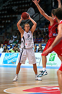 17.8.2012, J??halli / Ice Stadium, Helsinki, Finland..Koripallon EM-karsintaottelu Suomi - Albania / FIBA EuroBasket 2013 Qualifying match, Finland v Albania..Sasu Salin - Finland..