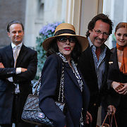 NLD/Amsterdam/20120419 - Joan Collins in Amsterdam,