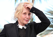 Claire Denis attends the 'Les Salauds' Photocall during the 66th Annual Cannes Film Festival at the Palais des festivals on May 22, 2013 in Cannes, France