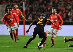 February 22, 2019 - Na - Lisbon, 21/02/2019 - SL Benfica received Galatasaray SK tonight at Est√°dio da Luz in the second qualifying round of the Europa League 2018/2019. Rafa  (Credit Image: © Atlantico Press via ZUMA Wire)