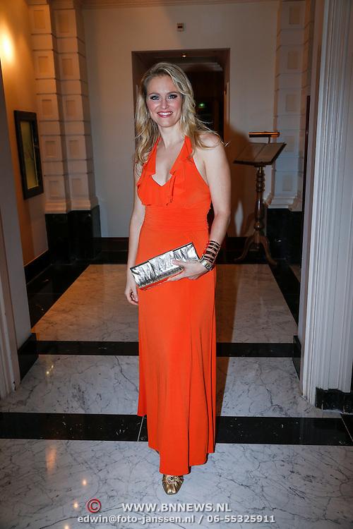 NLD/Amsterdam/20121112 - Beau Monde Awards 2012, Marit van Bohemen