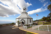 Catholic Holy Ghost Church, 1897, Kula, Maui, Hawaii