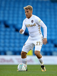 "Leeds United's Samu Saiz during the Carabao Cup, First Round match at Elland Road, Leeds. PRESS ASSOCIATION Photo. Picture date: Wednesday August 9, 2017. See PA story SOCCER Leeds. Photo credit should read: Richard Sellers/PA Wire. RESTRICTIONS: EDITORIAL USE ONLY No use with unauthorised audio, video, data, fixture lists, club/league logos or ""live"" services. Online in-match use limited to 75 images, no video emulation. No use in betting, games or single club/league/player publications."