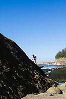 Sunset Bay. Coos Bay, Oregon.