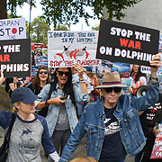 Japan Dolphins Day 2018 London, UK