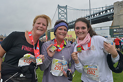 Dianna Prokapus, Tinna and Isabella Camearada of NJ.  (Bastiaan Slabbers/for PhillyVoice)