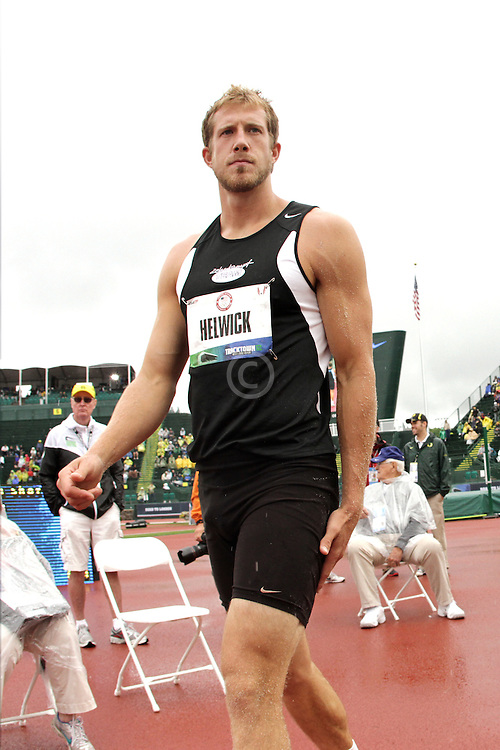 Olympic Trials Eugene 2012: decathlon long jump, Helwick