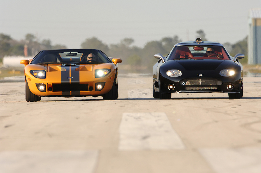 Motorsport - drag race