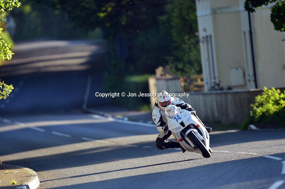 #14 Josh Brookes Yamaha Milwaukee Yamaha