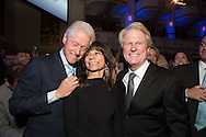 April 11; 2016. GSD&M's Co-Founder Roy Spence gets inducted by President Bill Clinton at the Annual Advertising Hall of Fame at the Waldorf Astoria in NYC. Photography by Margarita Corporan