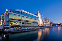 National Harbor Architecture at Twilight by Jeffrey Sauers at Commercial Photographics