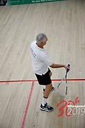 SQUASH<br /> DAY ONE<br /> Downer NZ Masters Games 2019<br /> 20190206<br /> WHANGANUI, NEW ZEALAND<br /> Photo ANNETTE JOHNSTON CMGSPORT<br /> WWW.CMGSPORT.CO.NZ