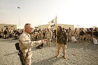 Camp Victory, Kuweit......