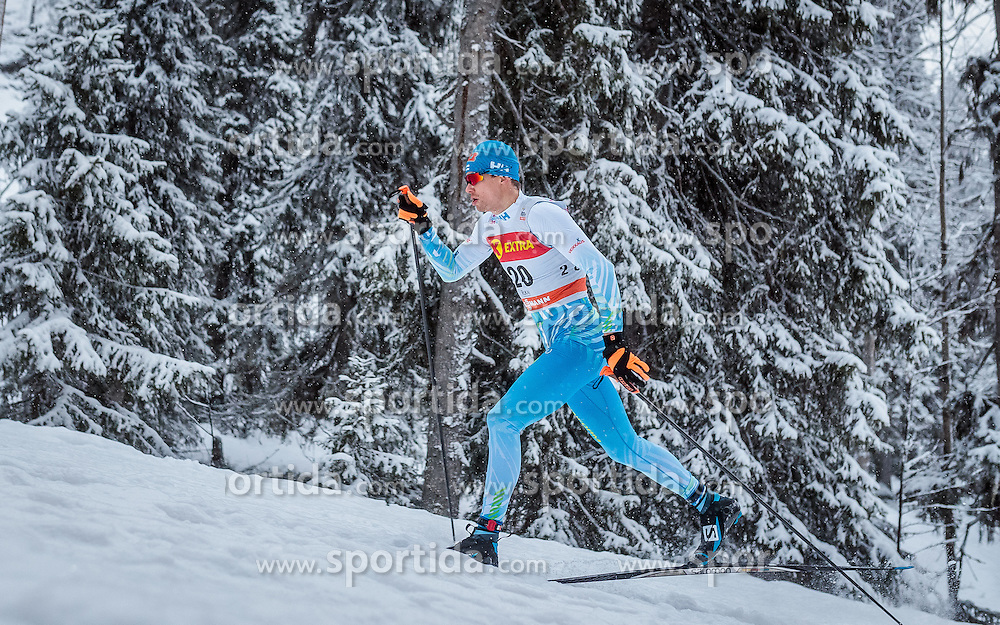 26.11.2016, Nordic Arena, Ruka, FIN, FIS Weltcup Langlauf, Nordic Opening, Kuusamo, Herren, im Bild Martti Jylhae (FIN) // Martti Jylhae of Finland during the Mens FIS Cross Country World Cup of the Nordic Opening at the Nordic Arena in Ruka, Finland on 2016/11/26. EXPA Pictures © 2016, PhotoCredit: EXPA/ JFK