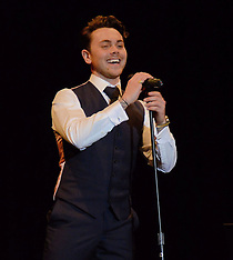 13 MARCH 2015 Ray Quinn 'Dare To Dream' at Potters Bar