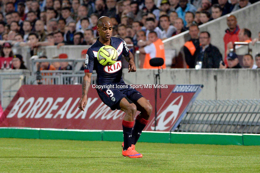Diego ROLAN - 12.04.2015 - Bordeaux / Marseille - 32eme journee de Ligue 1 <br />Photo : Caroline Blumberg / Icon Sport