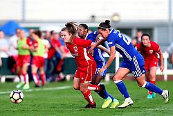 Lauren Hemp of Bristol City Women runs with the ball - Mandatory by-line: Robbie Stephenson/JMP - 31/05/2017 - FOOTBALL - Stoke Gifford Stadium - Bristol, England - Bristol City Women v Chelsea Ladies - FA Women's Super League Spring Series