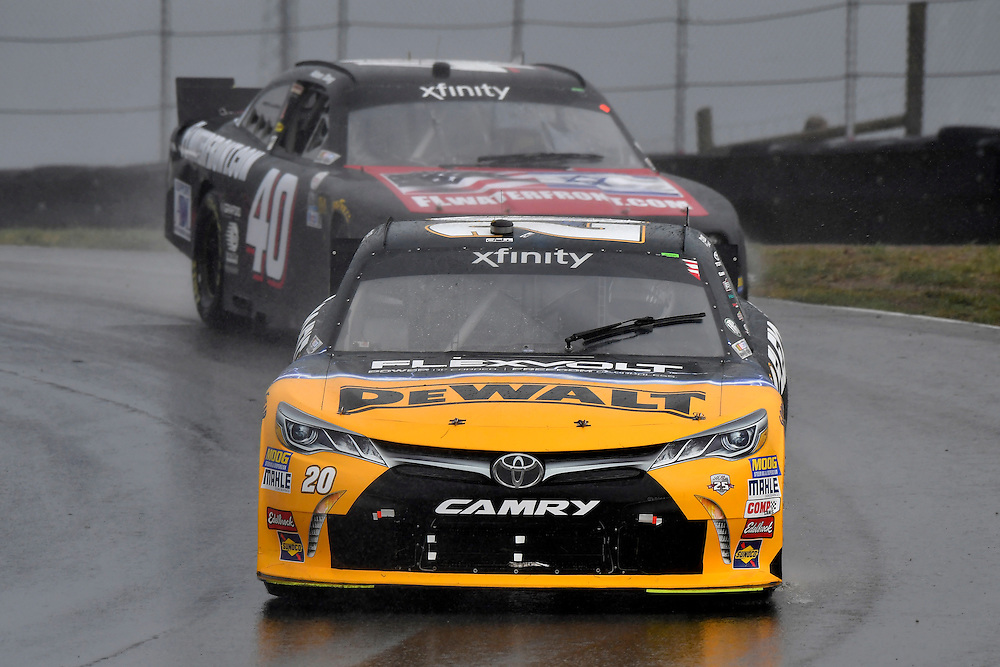 12-13 August, 2016, Lexington, Ohio USA<br /> Erik Jones, DeWalt Toyota Camry<br /> &copy;2016, Scott R LePage <br /> LAT Photo USA