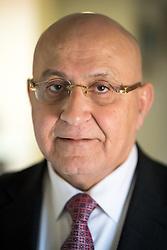 28 February 2020, Jerusalem: Augusta Victoria Hospital CEO Walid Nammour.