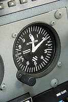 Standby altimeter on a late model, G1000 EFIS equipped Cessna 172