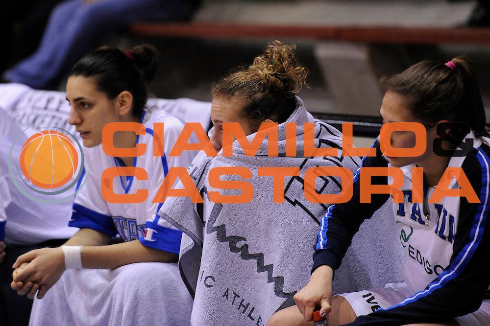 DESCRIZIONE : Chile Cile U19 Women World Championship 2011 Italy Egypt Italia Egitto<br /> GIOCATORE : Giulia Maffenini<br /> SQUADRA : Italia Italy<br /> EVENTO : Chile Cile U19 Women World Championship 2011 <br /> GARA : Italia Egitto Italy Egypt<br /> DATA : 21/07/2011<br /> CATEGORIA : curiosita<br /> SPORT : Pallacanestro <br /> AUTORE : Agenzia Ciamillo-Castoria/C.De Massis<br /> Galleria : Fiba U19 World Championship Women Chile 2011<br /> Fotonotizia : Chile Cile U19 Women World Championship 2011 Italy Egypt Italia Egitto<br /> Predefinita :