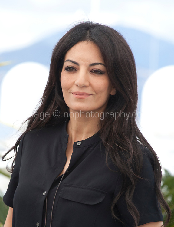 Director Maryam Touzani at the Adam film photo call at the 72nd Cannes Film Festival, Monday 20th May 2019, Cannes, France. Photo credit: Doreen Kennedy