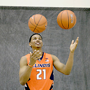Illinois Basketball Media Day - 10.09.2014