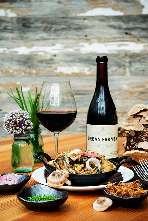 Oregon Wine Press-Urban Farmer