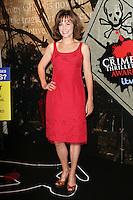 Fiona Dolman, Specsavers Crime Thriller Awards, Grosvenor House Hotel, London UK, 24 October 2014, Photo by Richard Goldschmidt