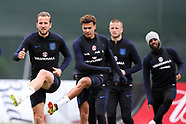 England Training 300618