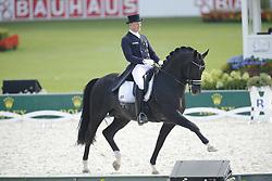 Rath, Matthias Alexander (GER), Totilas<br /> Aachen - Europameisterschaften 2015<br /> Grand Prix de Dressage 2. Qualifikation<br /> © www.sportfotos-lafrentz.de/Stefan Lafrentz