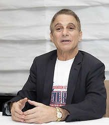 August 18, 2018 - New York, New York, USA - Tony Danza stars in the TV series The Good Cop  (Credit Image: © Armando Gallo via ZUMA Studio)