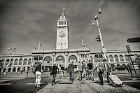Ferry Building Bound