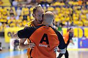 DESCRIZIONE : Torino LNP DNA Adecco Gold 2013-14 Manital Torino Angelico Biella Playoff Quarti di Finale<br /> GIOCATORE : Marco Evangelisti Arbitro<br /> CATEGORIA : Arbitro Fairplay<br /> SQUADRA : Manital Torino Arbitro<br /> EVENTO : Campionato LNP DNA Adecco Gold 2013-14<br /> GARA : Manital Torino Angelico Biella<br /> DATA : 09/05/2014<br /> SPORT : Pallacanestro<br /> AUTORE : Agenzia Ciamillo-Castoria/S.Ceretti<br /> Galleria : LNP DNA Adecco Gold 2013-2014<br /> Fotonotizia : Torino LNP DNA Adecco Gold 2013-14 Manital Torino Angelico Biella Playoff Quarti di Finale<br /> Predefinita :
