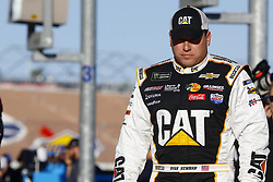 March 2, 2018 - Las Vegas, Nevada, United States of America - March 02, 2018 - Las Vegas, Nevada, USA: Ryan Newman (31) hangs out on pit road before qualifying for the Pennzoil 400 at Las Vegas Motor Speedway in Las Vegas, Nevada. (Credit Image: © Chris Owens Asp Inc/ASP via ZUMA Wire)