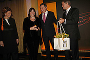 Emma Harrison and Gordon Brown, Veuve Cliquot Award.- Business Woman of the Year. claridge's. London. 27 April 2006. ONE TIME USE ONLY - DO NOT ARCHIVE  © Copyright Photograph by Dafydd Jones 66 Stockwell Park Rd. London SW9 0DA Tel 020 7733 0108 www.dafjones.com