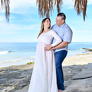 Jax and Alex Maternity La Jolla 2019