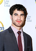 Darren Criss attends the Oxygen Upfronts at Gotham Hall in New York City on April 4, 2011.