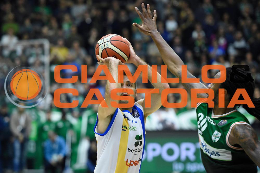 Tepic Milenko<br /> Sidigas Avellino - Betaland Capo D'Orlando<br /> Lega Basket Serie A 2016/2017<br /> Avellino 27/12/2016<br /> Foto Ciamillo-Castoria