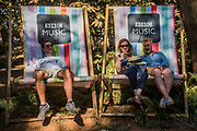 The 2018 Latitude Festival, Henham Park. Suffolk 14 July 2018
